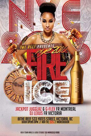 FIRE & ICE NYE 2016