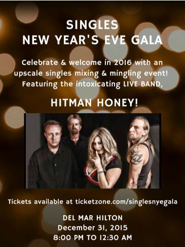 Singles New Year's Eve Gala!