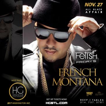 French Montana Host All Balck Affair on Black Friday-img