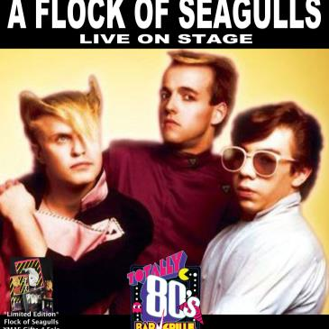 A Flock of Seagulls -Live on Stage--img