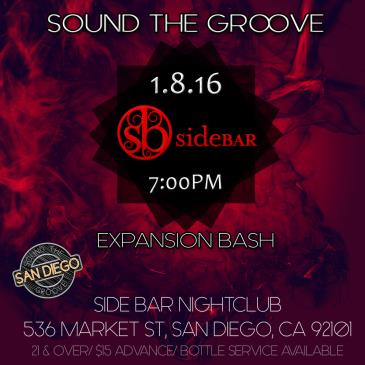 SOUND THE GROOVE @ SIDE BAR-img