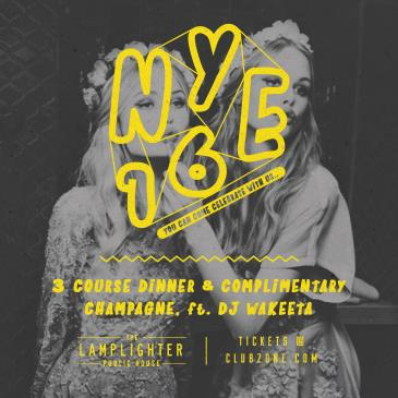 NYE 2016 At The Lamplighter