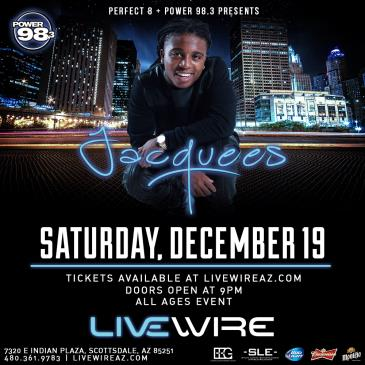 Jacquees Live: Main Image