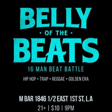 Belly Of The Beats (16 Man Producer Comp)-img