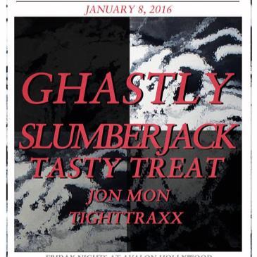 Ghastly, Slumberjack, Tastytreat-img