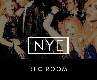 New Year's Eve 2016 at Rec Room w/ SKAM Artist PS1