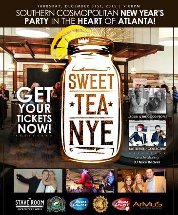 Sweet Tea NYE