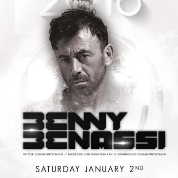 Benny Benassi | Create New Year's Week 2016-img