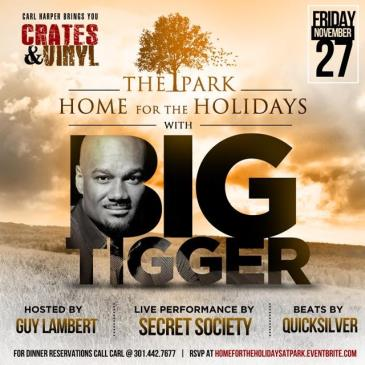 Big Tigger Hosts #ParkFridays-img