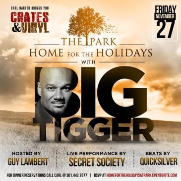 Big Tigger Hosts #ParkFridays-img