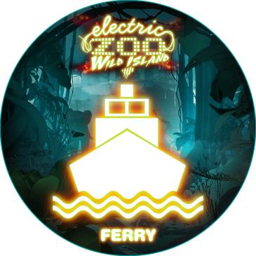 Electric Zoo: Wild Island Ferry Passes