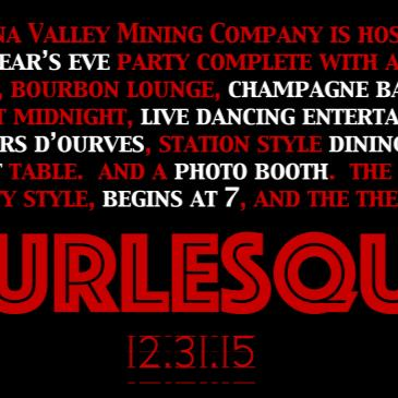 """Burlesque"" New Year's Eve Party 2015-img"