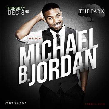 Michael B. Jordan Hosts #ParkThursdays-img