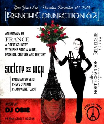 NYE 2016 @ Society on High