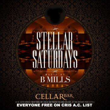 STELLAR Saturdays. FREE Admission All-Nite with RSVP/ Ticket