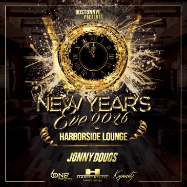 New Years Eve 2016 - Harborside Luxury Lounge