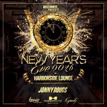 New Years Eve 2016 - Harborside Luxury Lounge