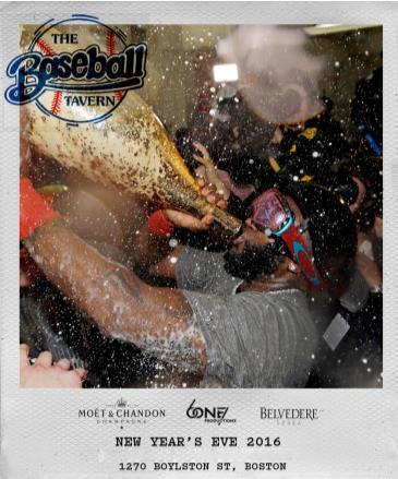 Baseball Tavern NYE 2016