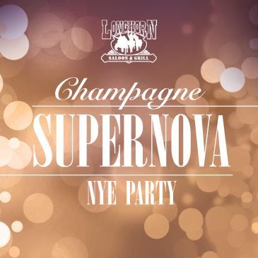 Longhorn Champagne Supernova NYE Party