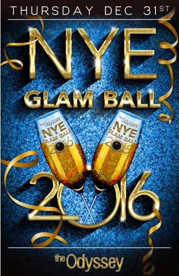 NYE Glam Ball 2016