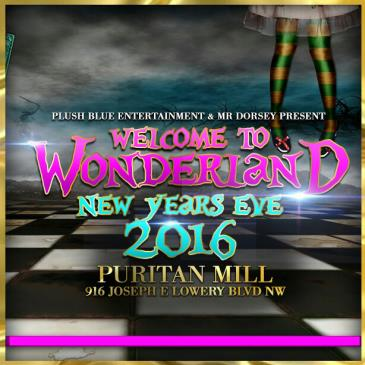 Welcome to Wonderland NYE 2016
