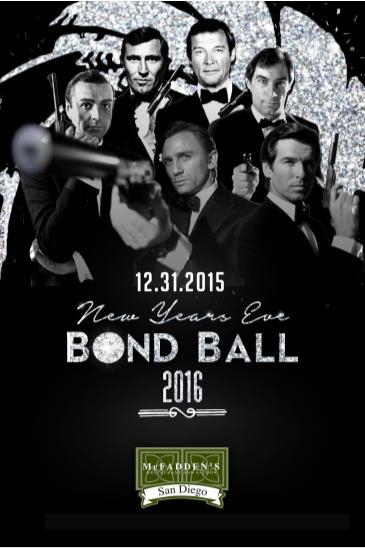 Bond Ball 2016