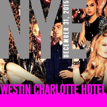 New Year's Eve Extravaganza 2016 at Westin Charlotte Hotel