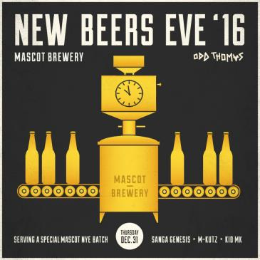 NEW BEERS EVE '16