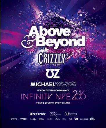 Infinity NYE 2016