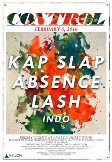 Kap Slap, Absence, Lash, Indo: Main Image