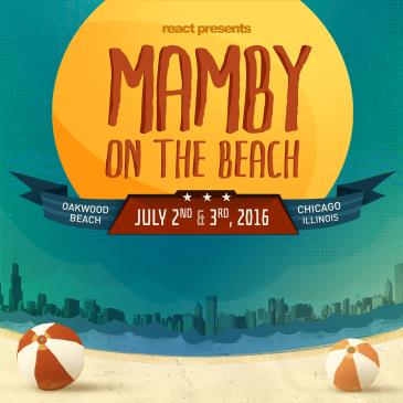 Mamby on the Beach 2016: Main Image