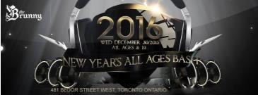 ALL AGES PRE-NEW YEARS BASH @ THE BRUNSWICK HOUSE