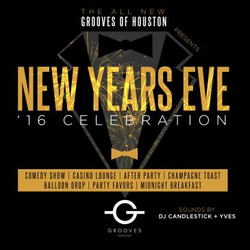 Grooves New Years Eve 2016