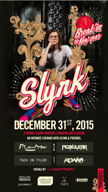 SLYNK [BREAK'IN THE NEW YEAR]