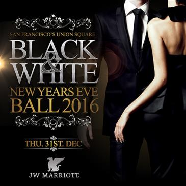 5th Annual Black & White NYE Ball 2016