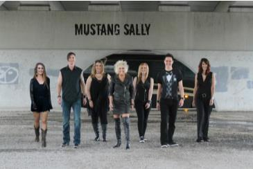 MUSTANG SALLY - CROSSFIRE CONCERT: Main Image