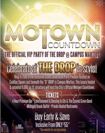 Motown Countdown 2016
