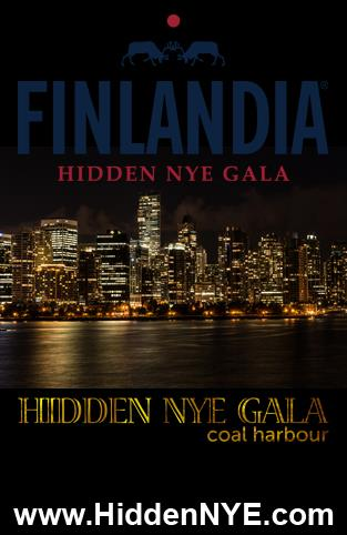2016 HIDDEN NYE GALA - presented by Finlandia