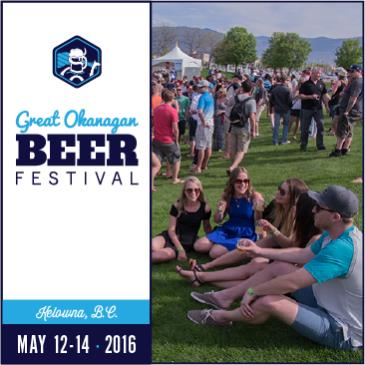 The Great Okanagan Beer Festival 2016