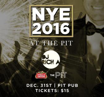 NYE 2016 ? RED CARPET PIT NIGHT ?