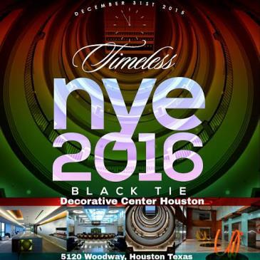 TIMELESS NYE 2016