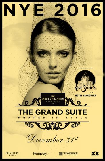 THE GRAND SUITE NYE 2016