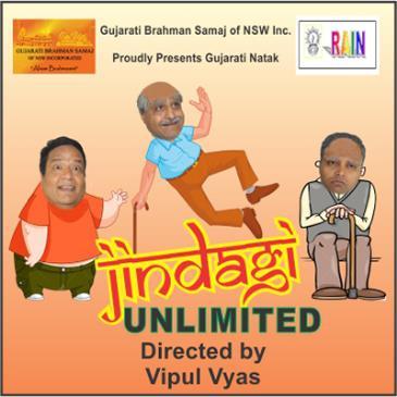 """Indian Drama """"Jindagi Unlimited"""""""