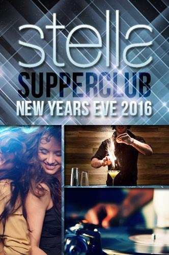 Stella Supperclub NYE 2016