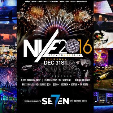 Seven NYE 2016