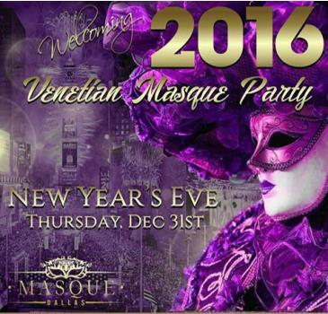 Venetian Masque party