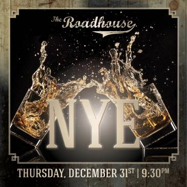 NYE 2016 at The Roadhouse