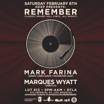 DEEP pres REMEMBER w MARK FARINA-img
