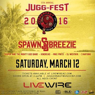Jugg-Fest 2016: