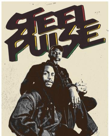 Steel Pulse - Cancelled: